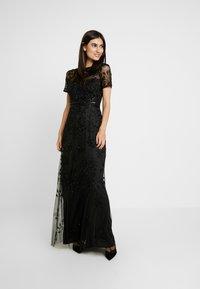 Lace & Beads - LAURA MAXI - Ballkleid - black - 2