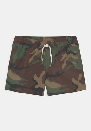 TRAVELER - Badeshorts - green