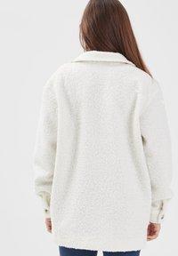 Cache Cache - Fleece jacket - ecru - 2
