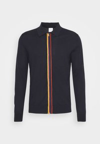 Paul Smith - GENTS CARDIGAN ZIP THRU - Cardigan - dark blue - 4