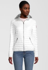 Colmar Originals - EXPOSE - Down jacket - white-light steel - 0