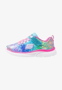 Skechers - WAVY LITES - Trainers - multicolor/hot pink - 1