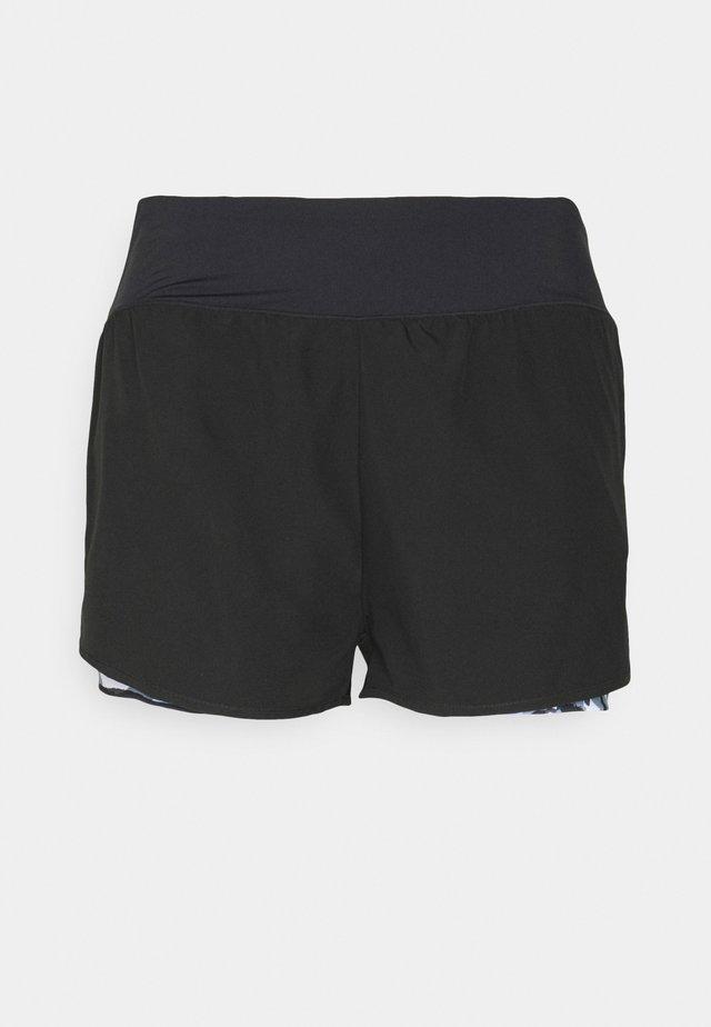 OUTRUN SHORT  - Korte broeken - black