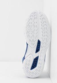 Mizuno - LIGHTNING STAR JR - Volleyballsko - white/true blue - 5