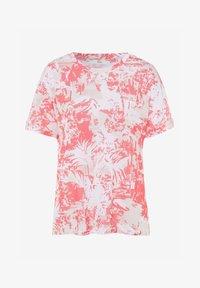 BRAX - Print T-shirt - red - 5
