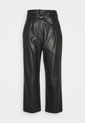 TABLEAU PANTALON - Trousers - black