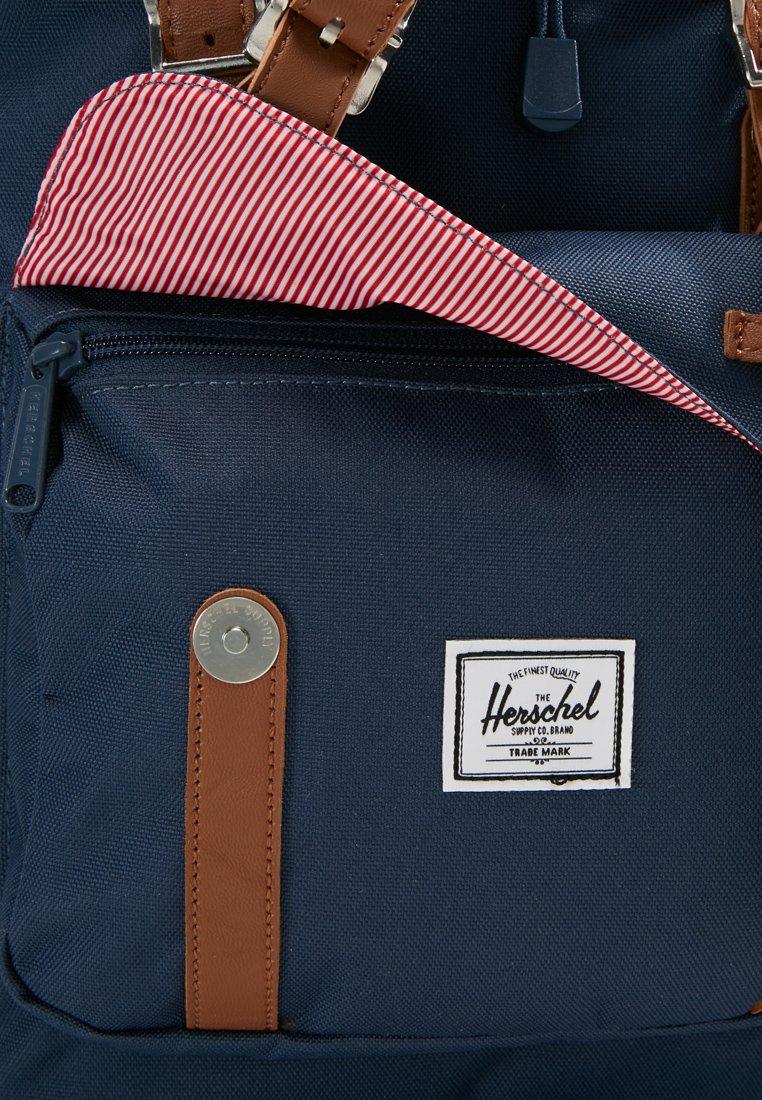 Herschel LITTLE AMERICA  - Tagesrucksack - dark blue/dunkelblau - Herrentaschen MzJak