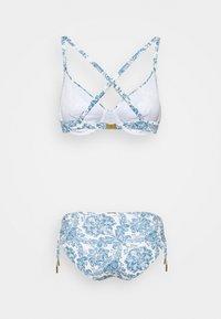 Maryan Mehlhorn - MARYAN PORCELAIN SET - Bikinit - white tile - 3