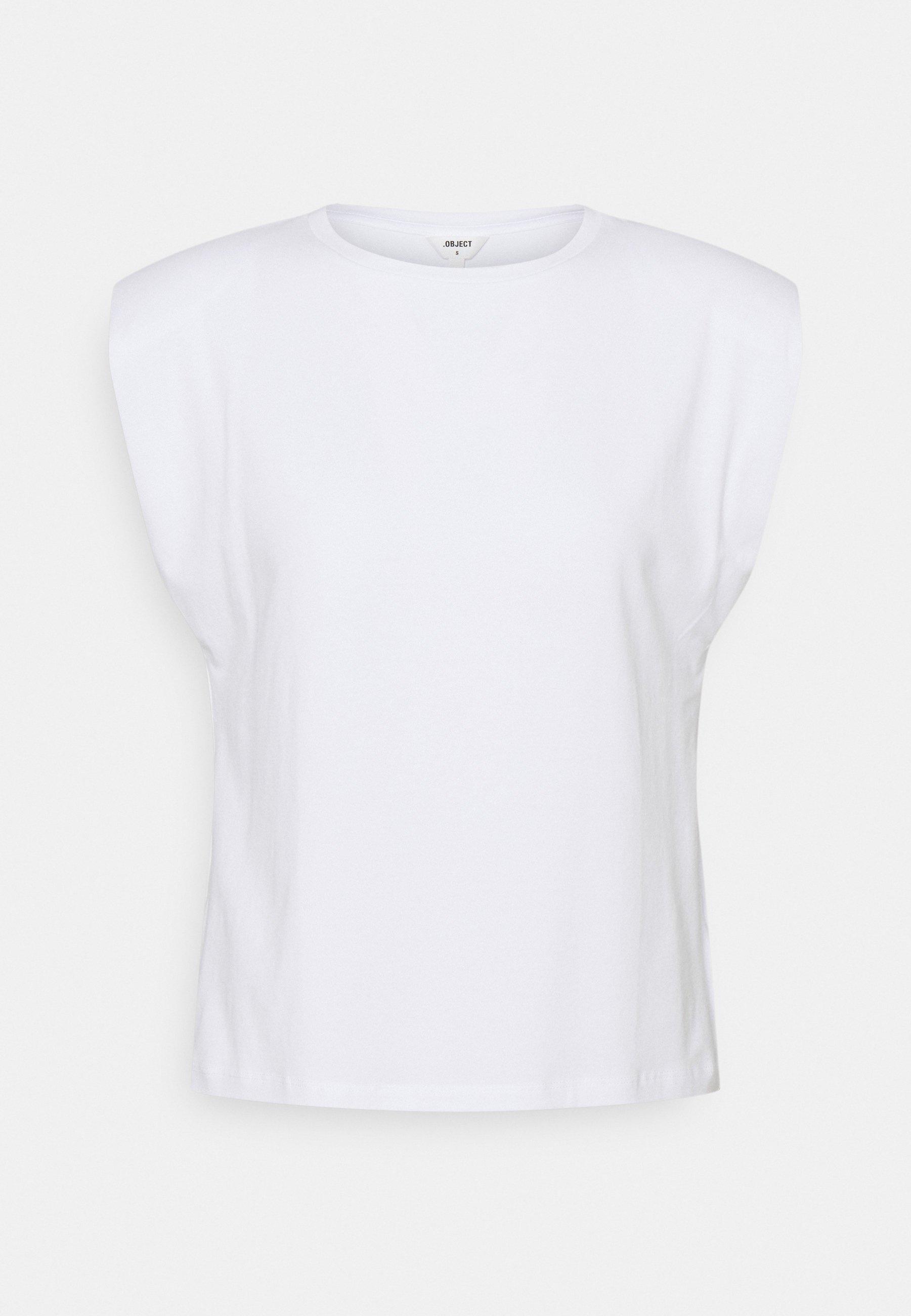 Women OBJSTEPHANIE JEANETTE - Basic T-shirt