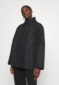 ARKET - JACKET - Light jacket - black - 3