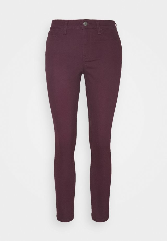 FAVORITE - Slim fit jeans - secret plum