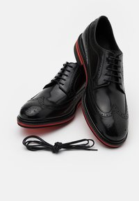 Paul Smith - CHASE - Derbies & Richelieus - black