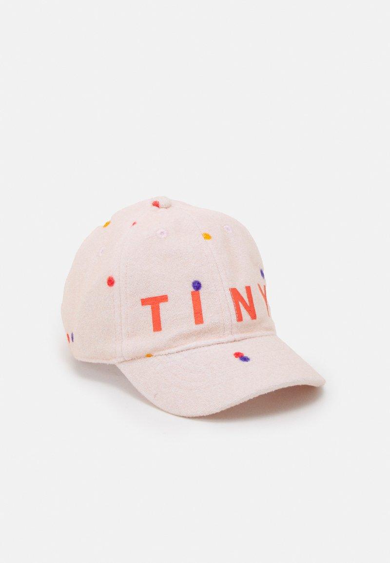 TINYCOTTONS - ICE CREAM DOTS UNISEX - Kšiltovka - pastel pink
