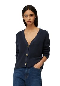 Marc O'Polo DENIM - Cardigan - scandinavian blue - 0