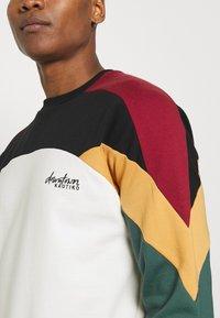 Kaotiko - UNISEX CREW DOWNTOWN - Sweatshirt - multicolor - 4