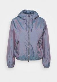 HOODED JACKET - Training jacket - quik
