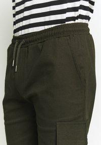 Newport Bay Sailing Club - CARTEL - Shorts - khaki - 4