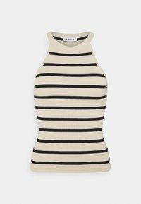 DALINE  - Top - beige/black