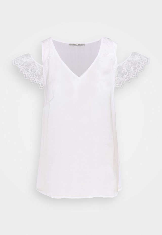 MARIAH - Camicetta - true white