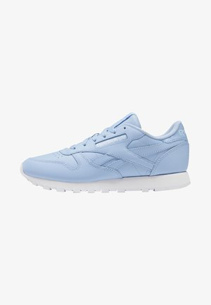 CLASSIC LEATHER SHOES - Sneakers laag - fluid blue