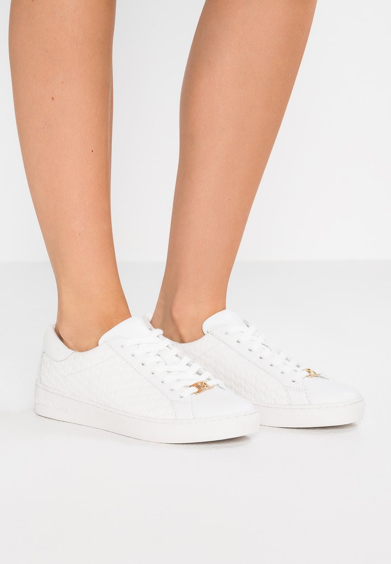 MICHAEL Michael Kors - COLBY - Sneakers laag - optic white