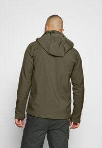 Columbia - CASCADE RIDGE  - Veste softshell - stone green - 2