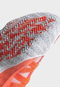 adidas Performance - DAME 6 SHOES - Basketbalschoenen - orange - 8
