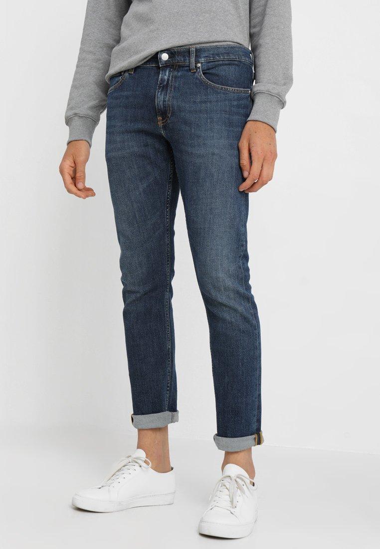 Calvin Klein Jeans - 026 SLIM - Slim fit jeans - antwerp mid
