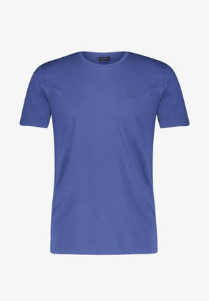 LECCO  - Basic T-shirt - blau (51)