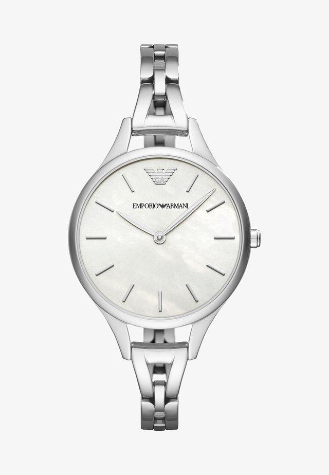 Zegarek - silver-coloured