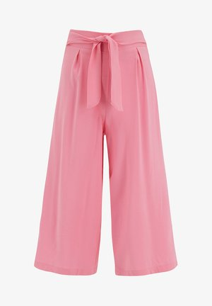 CULOTTE  - Trousers - pink