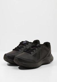Reebok - ULTRA 6 DMX MAX - Walking trainers - black/alloy - 2
