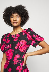 Milly - KATIA ROSE ON DRESS - Day dress - black/red - 3
