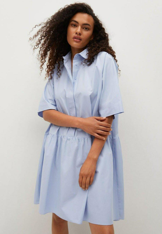 Mujer MET RUCHE - Vestido camisero