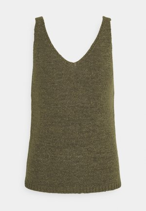 VMCHARITY STRAP - Top - ivy green