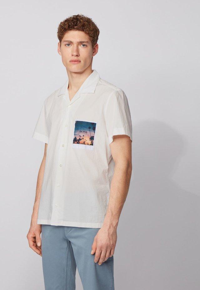 RHYTHM - Camicia - white
