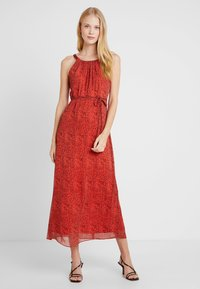 comma casual identity - Maxi dress - orange - 0