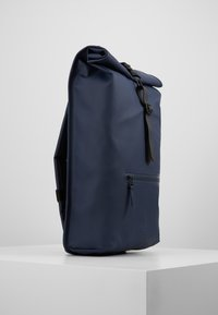 Rains - ROLL TOP - Tagesrucksack - blue - 3