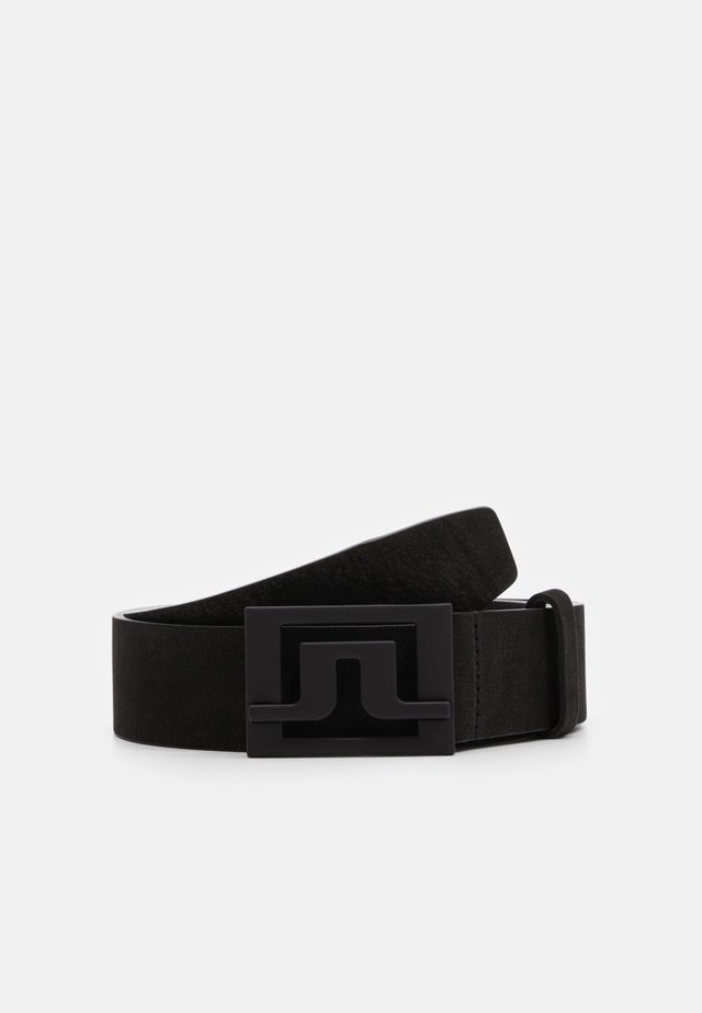 SLATER GOLF BELT UNISEX - Vyö - black