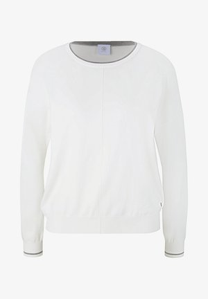 JUNI - Jumper - off-white