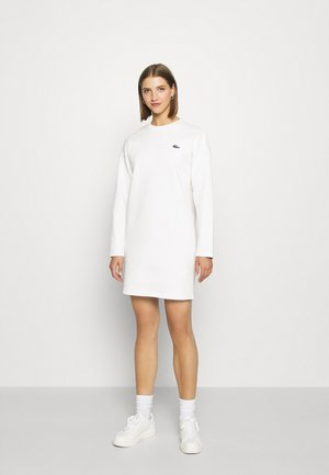 CROC LOGO - Day dress - farine