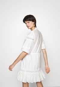Rebecca Minkoff - ELLE DRESS - Day dress - white - 2