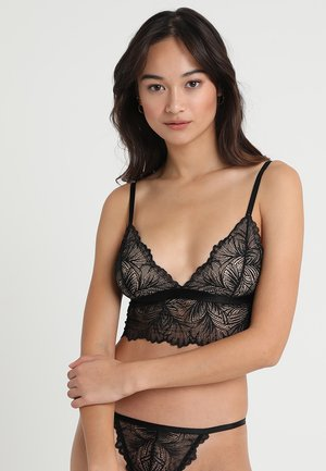 LIMA BRALETTE - Triangle bra - black