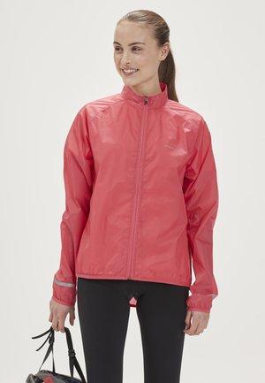 Training jacket - paradise pink
