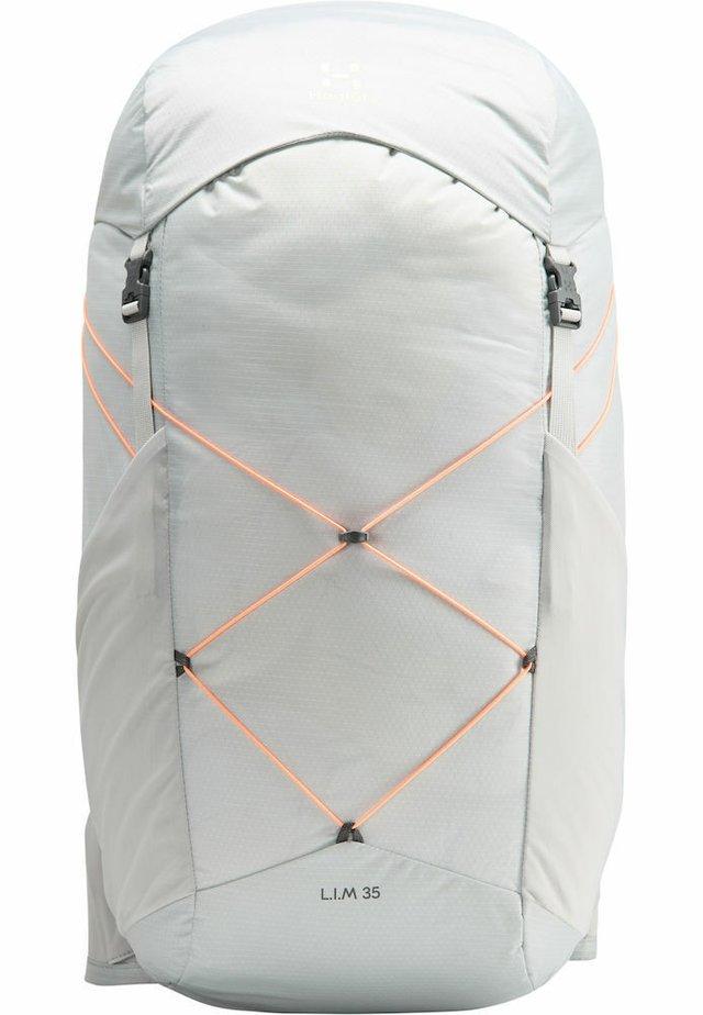 L.I.M 35 - Hiking rucksack - stone grey/magnetite
