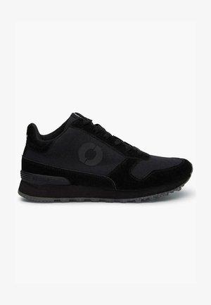 YALE - Sneakers laag - black