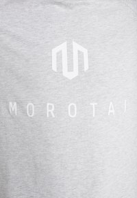MOROTAI - BONDED LONGSLEEVE - Pitkähihainen paita - light grey - 5