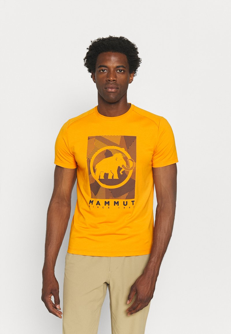 Mammut - TROVAT  - T-shirt print - dark radiant