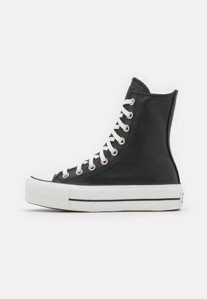 CHUCK TAYLOR ALL STAR LIFT  - Sneaker high - black/white