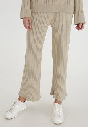 IHKAVA  - Trousers - oxford tan